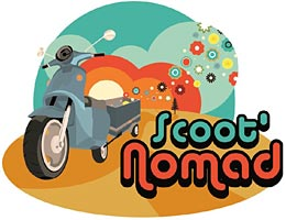 Logo Scoot'Nomad