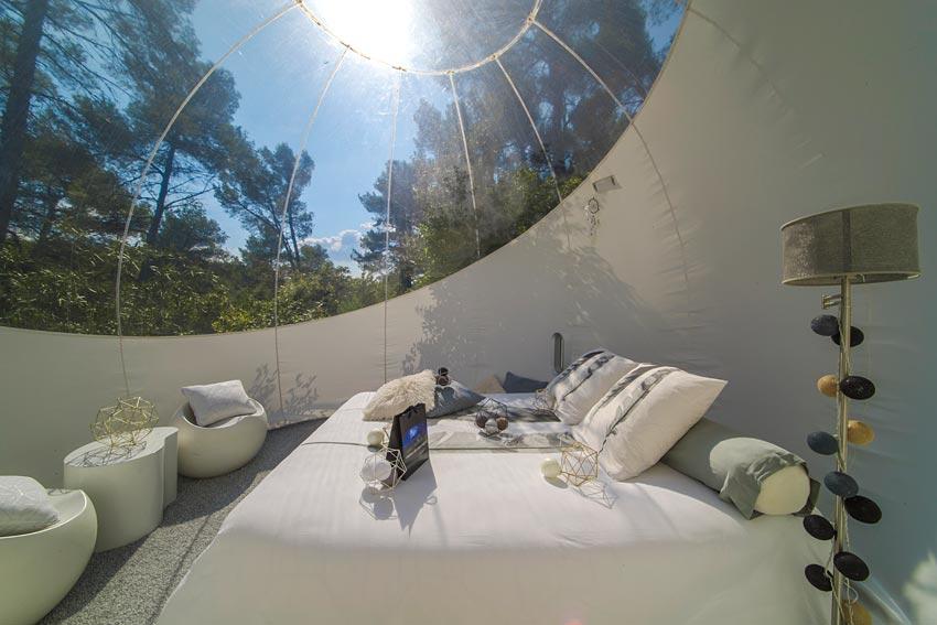 Attrap 39 r ves dormir dans une bulle allauch pr s de marseille hotels Attrap reves hotel