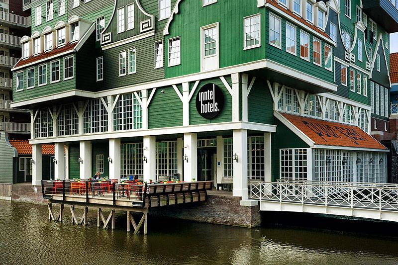 Exceptionnel Inntel Hotel Amsterdam Zaandam | Hotel insolite à Amsterdam  QO13