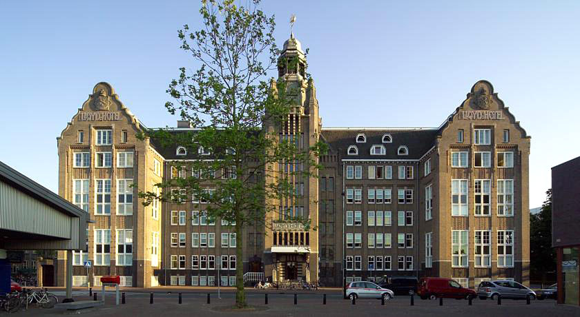 Lloyd hotel cultural embassy nuit insolite amsterdam - Nuit insolite amsterdam ...