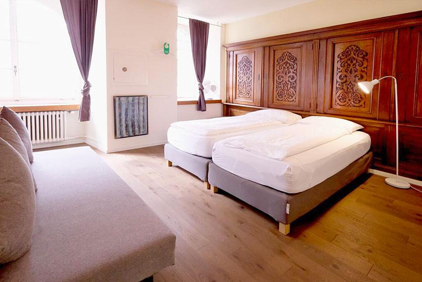 Jail Hotel Lucerne Dormir Dans Une Ancienne Prison