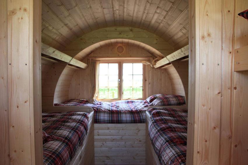 Le tonneau de marie dormir dans un tonneau en normandie hotels - Chambre d hote insolite normandie ...