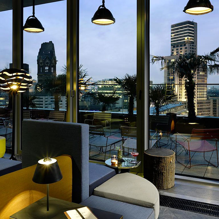 25hours hotel bikini berlin hotel insolite berlin hotels. Black Bedroom Furniture Sets. Home Design Ideas