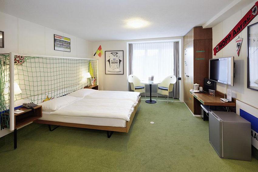 Hotel argovia h tel insolite en argovie hotels for Hotel insolite
