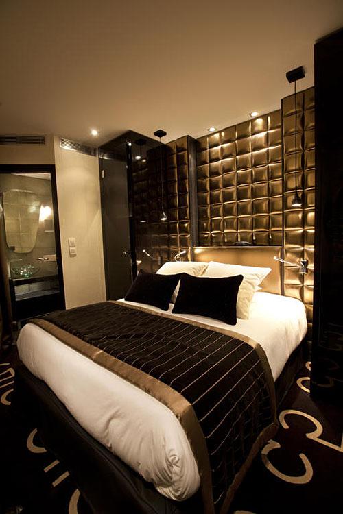 H tel platine hotel insolite sur le th me de marilyn monroe for Hotels insolites