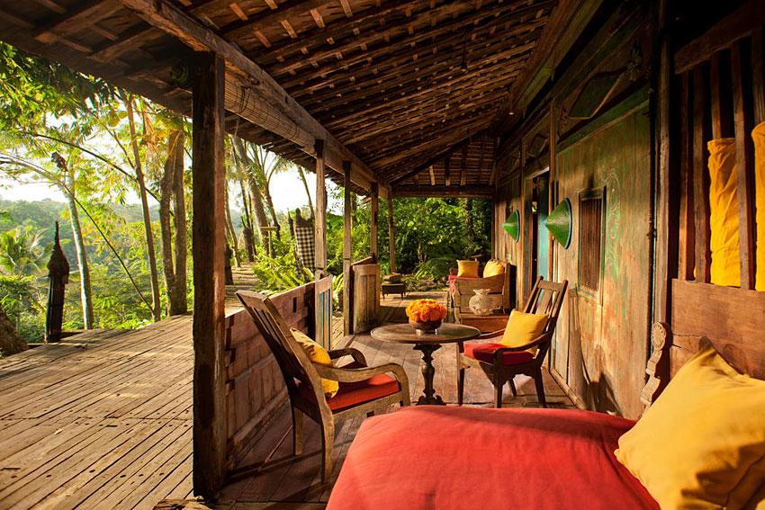 Bambu Indah Boutique Hotel De Charme Ubud