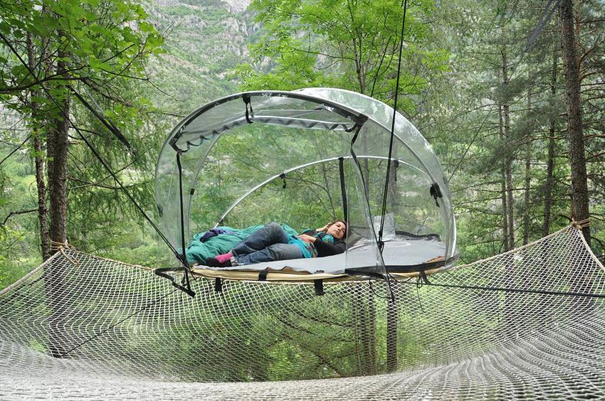 crazy bulles h bergement insolite du crazy water rafting. Black Bedroom Furniture Sets. Home Design Ideas
