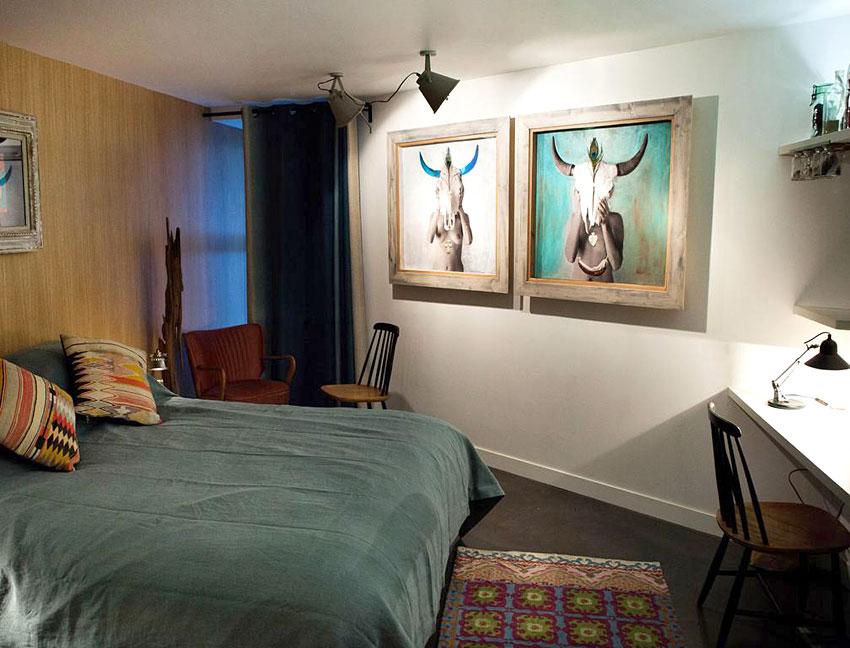 hotel edgar hotel insolite paris hotels. Black Bedroom Furniture Sets. Home Design Ideas