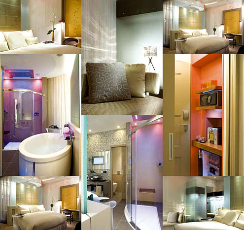Les concepts rooms du groupe accor hotel insolite for Hotel insolite