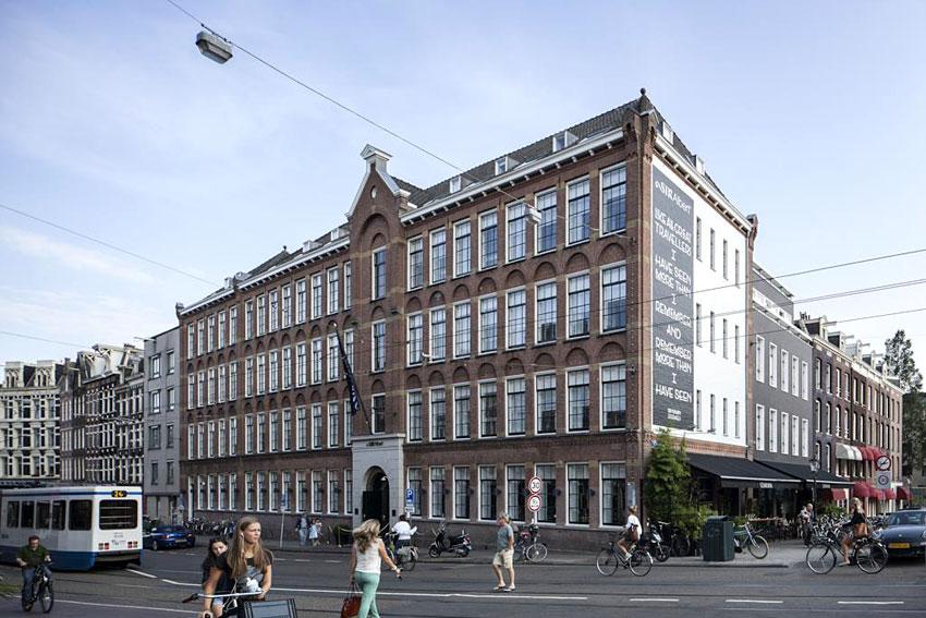 sir albert hotel manufacture de diamants amsterdam hotels. Black Bedroom Furniture Sets. Home Design Ideas