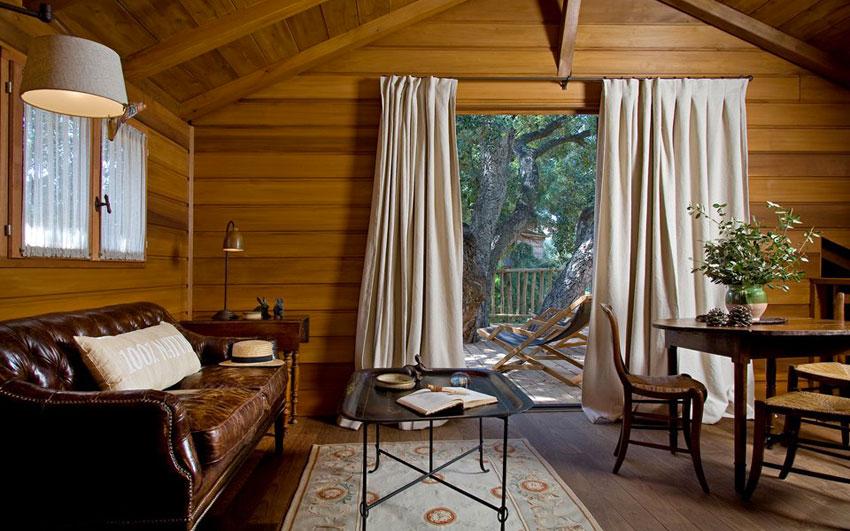 chateau de valmer cabane de luxe dans les arbres sur la c te d 39 azur. Black Bedroom Furniture Sets. Home Design Ideas