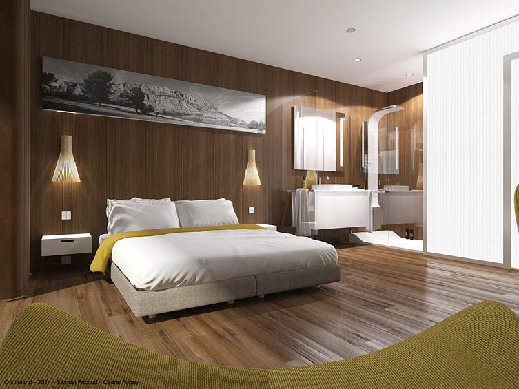 Lilloland projet d 39 h bergement insolite hotels for Hotel insolite