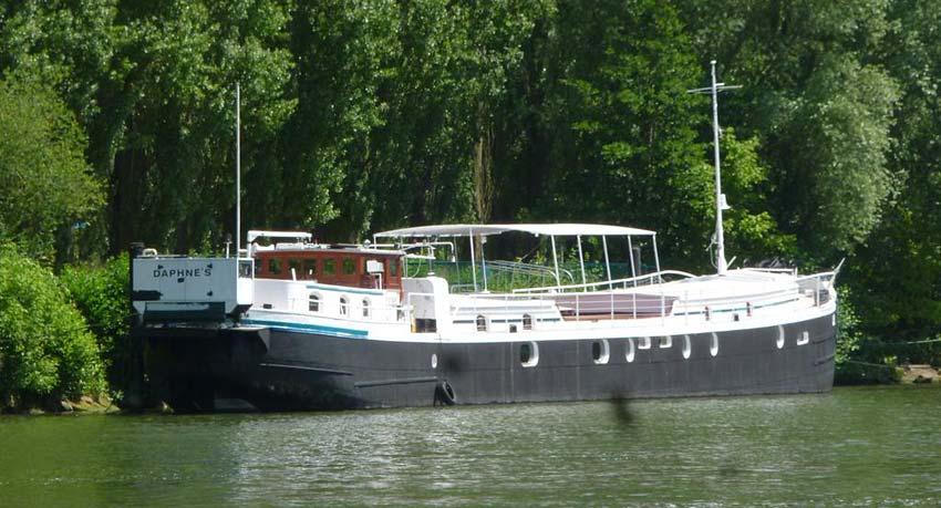 P niche daphn 39 s bateau d 39 h tes en r gion parisienne - Chambre d hotes region parisienne ...