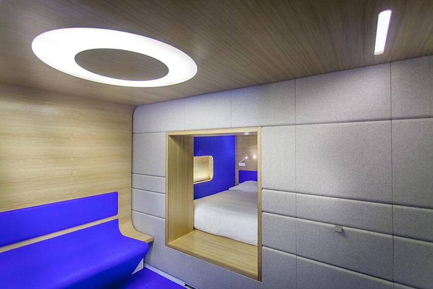 H 244 Tel Odyssey By Elegancia Boutique Hotel Arty Dans Le