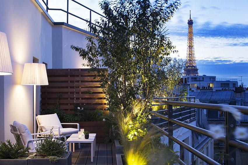 Le cinq codet hotel atypique paris hotels for Hotel insolite