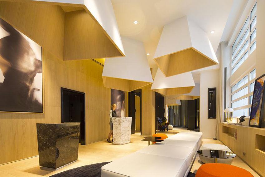 Le cinq codet hotel atypique paris hotels for Hotel atypique