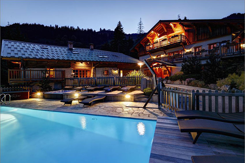 ferme du chozal hotel restaurant de charme en savoie hotels. Black Bedroom Furniture Sets. Home Design Ideas