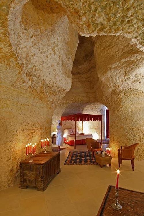 Chateau De Chissay Chambre Troglo Au Chateau Hotels Insolites Com