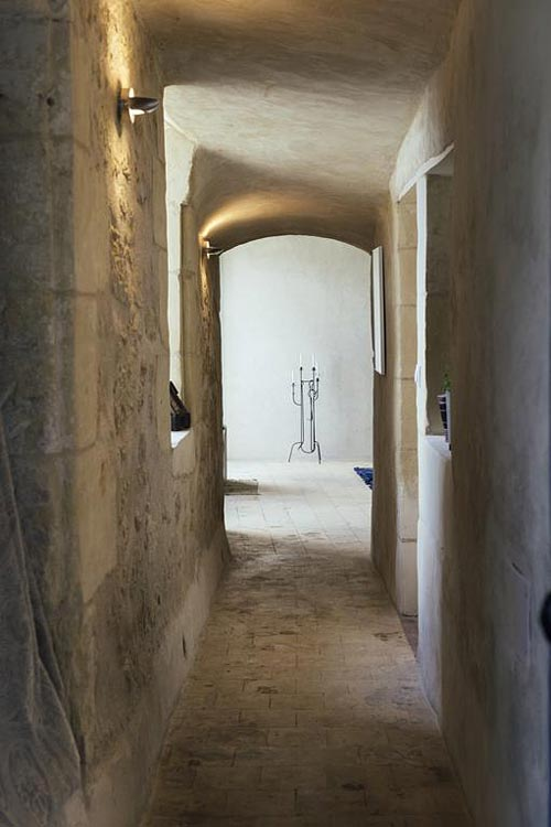 chambre troglodyte amboise
