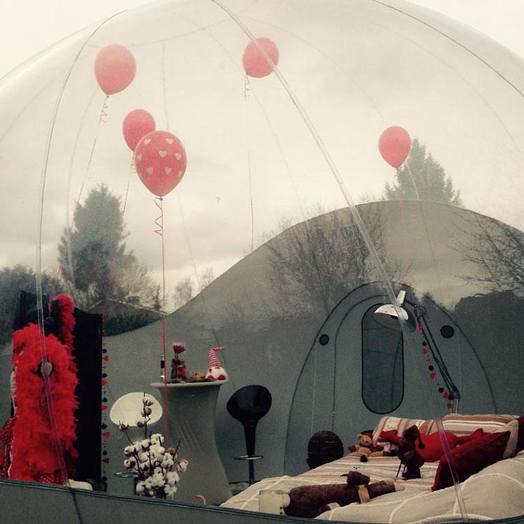 oxybulle dormir dans une bulle insolite en belgique. Black Bedroom Furniture Sets. Home Design Ideas