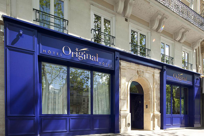 hotel original paris boutique hotel design paris. Black Bedroom Furniture Sets. Home Design Ideas