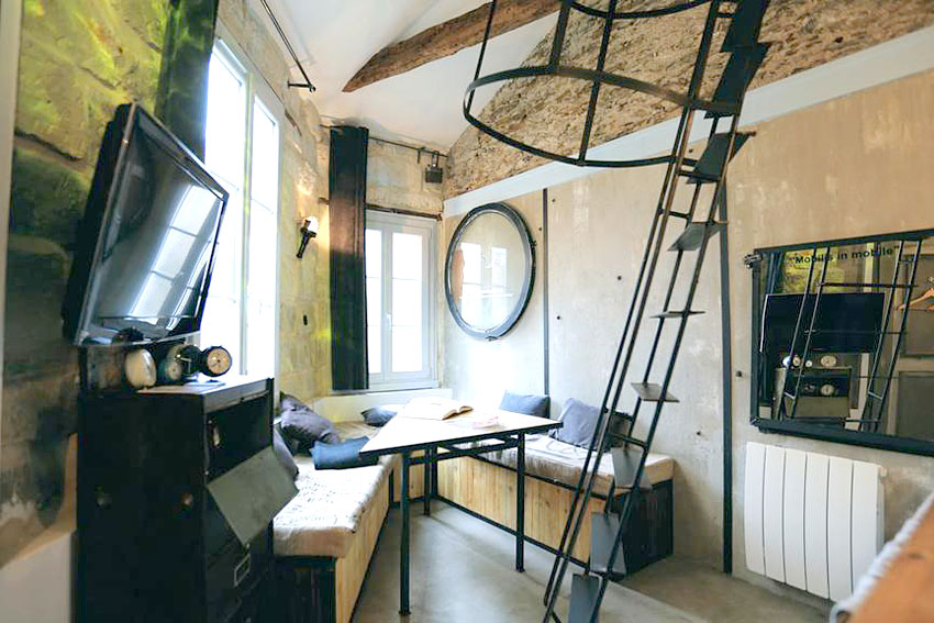 voyage en ballon chambre d 39 h tes insolite nantes. Black Bedroom Furniture Sets. Home Design Ideas