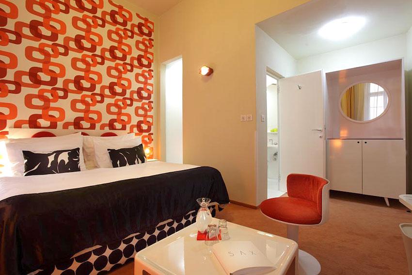 Vintage design hotel sax hotel original prague - Hotel sax praga ...