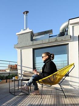les piaules de belleville auberge de jeunesse insolite paris. Black Bedroom Furniture Sets. Home Design Ideas