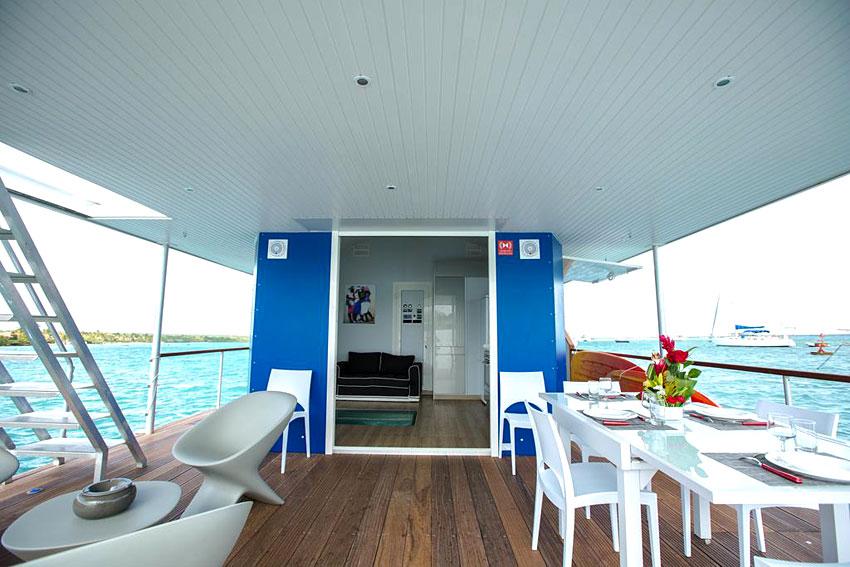 Aqualodge lodge insolite en guadeloupe hotels for Hotels insolites