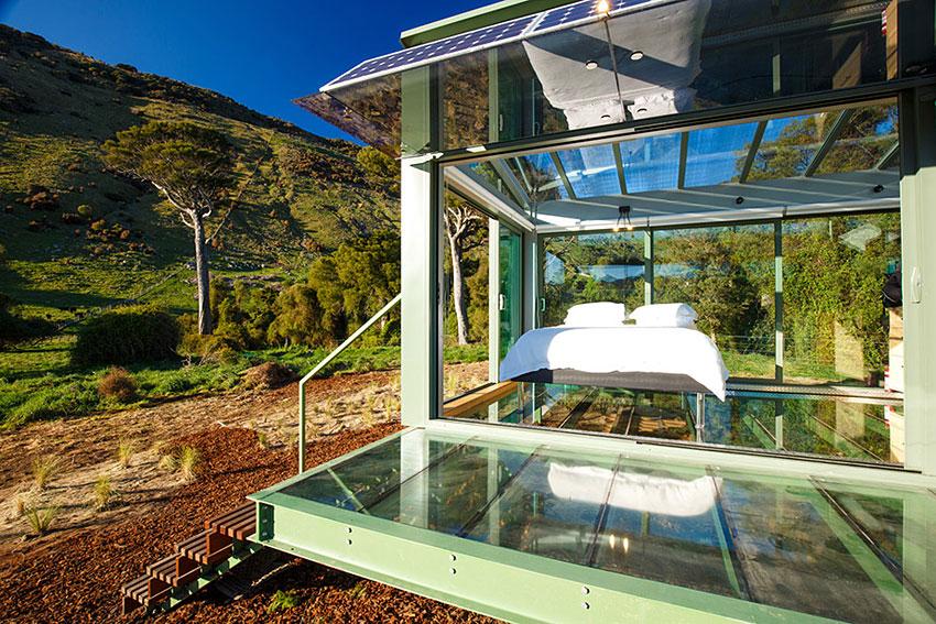 PurePods | Cabanes en verre | Hotels-insolites.com