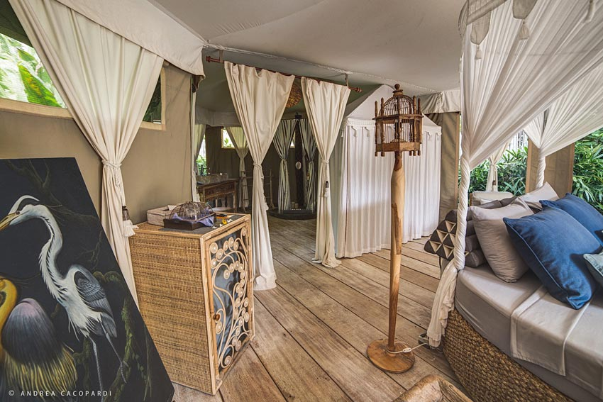 glamping sandat luxury resort glamping de luxe bali. Black Bedroom Furniture Sets. Home Design Ideas