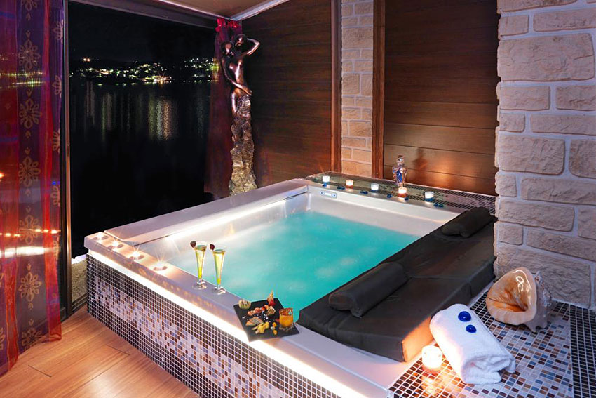 Hotel Marinca Amp Spa Hotel De Luxe En Corse Hotels