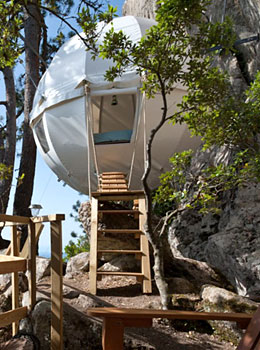 cocoon village glamping en corse du sud hotels. Black Bedroom Furniture Sets. Home Design Ideas