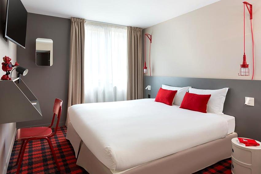 Rockypop chamonix hotel insolite dans la vall e de chamonix for Hotels insolites