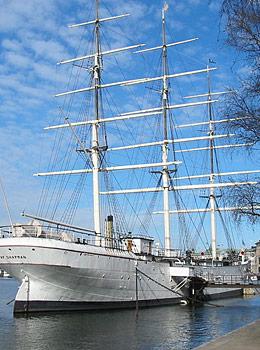 bateau hotel stockholm
