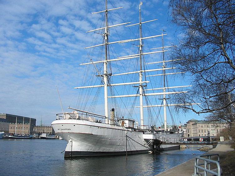 Stf Hostel Stockholm Af Chapman