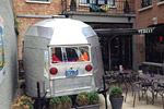 vintage airstream room