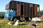 ges converted horsebox